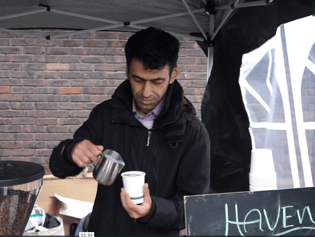 Haven Coffee at Refugee Solidarity Summit 2020