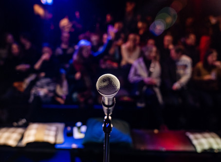 Stand-up Comedy – A New String to my Bow