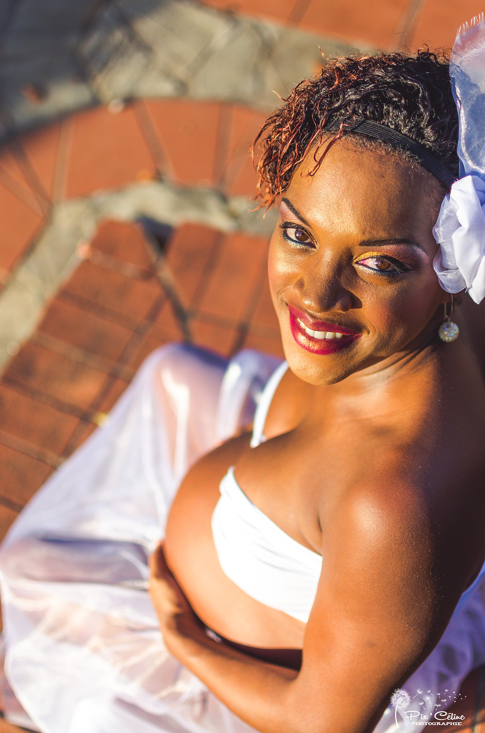 photographe grossesse maternité martinique
