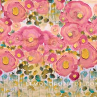 Pink Watercolors