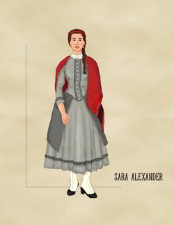 Sara Alexander