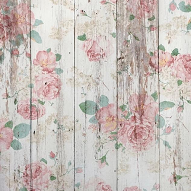 Wood Flowers2
