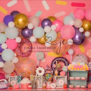Sweet Pink Treats