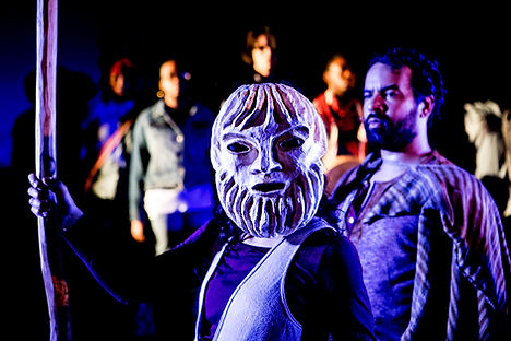 Theatre DYBBUK_EXAGOGE_photographer Taso