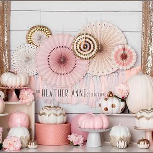 Fall Pumpkin Pink