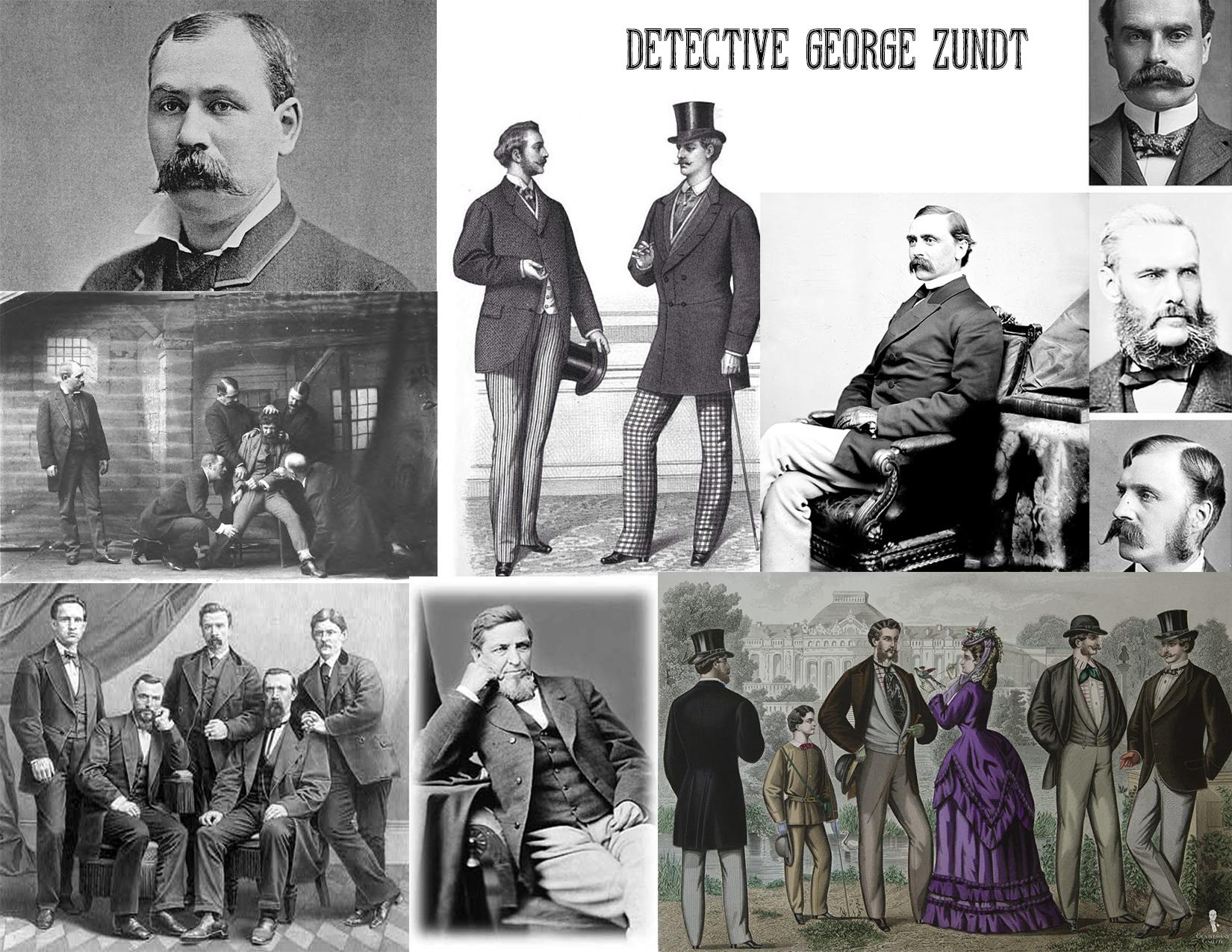Detective Zundt