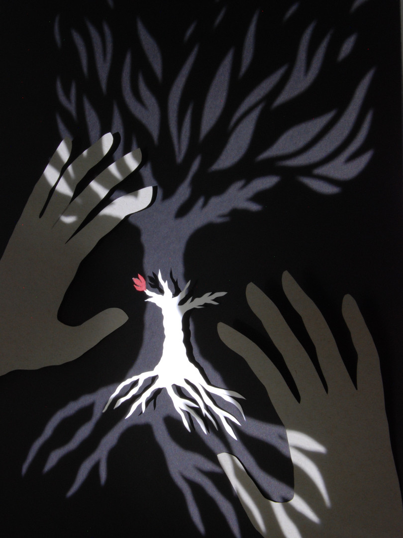 """Hidden"" by Leslie K. Gray"
