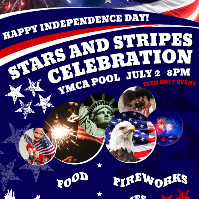 Stars and Stripes Celebration