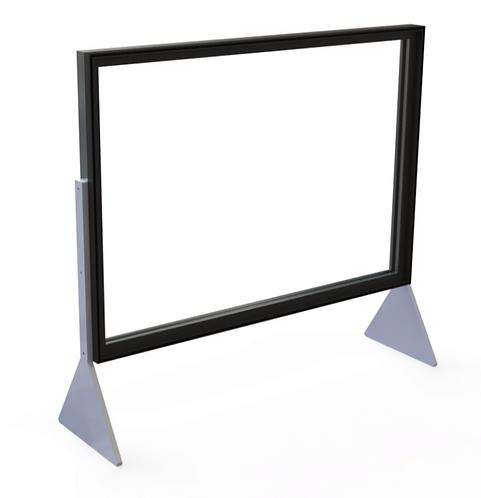PVC Table Top Sneeze Screen