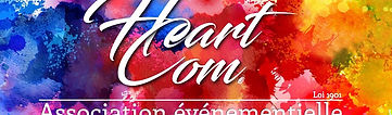 HeartCom Graphisme design evenements