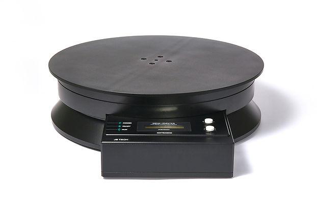NC Turntable for 3D Scanner & DSLR