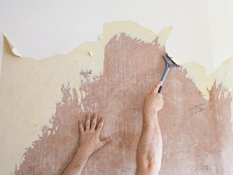 החלקת קירות בשפכטל אמריקאי