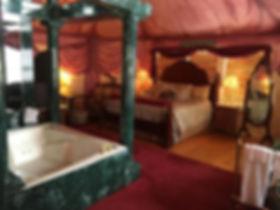 Rogue's Manor Lodging Mediterranean Room
