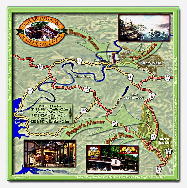 Eureka Springs Attractions