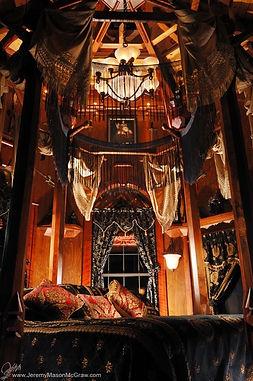 Castle Rogue's Manor Bedroom