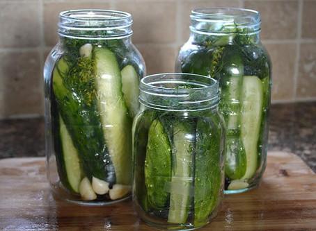 Pickles/Gherkins