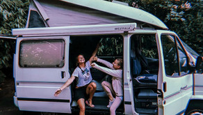 And suddenly everything changed. Hello #vanlife