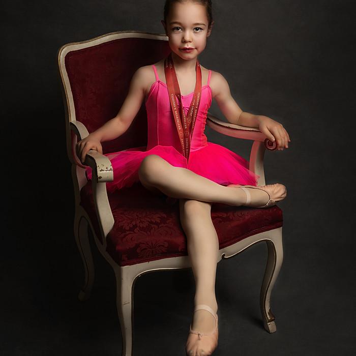 Ballett Porträt
