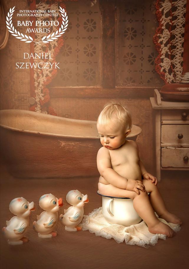 Der beste Kinder Fotograf in Österreich laut Baby Photo Awards