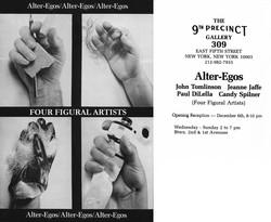 9th Precinct : Alter-Egos 1983?