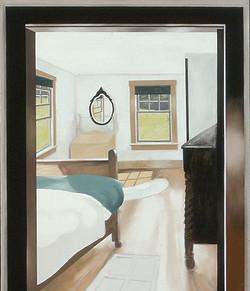 Hot 4pm Bedroom (Vermont) 1974
