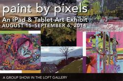 paint by pixels 2014