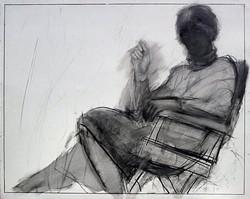 Portrait of Maude Boltz 1976