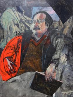 Portrait of James Burgess