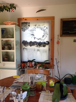 Installation view - Dorosh Window