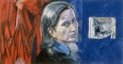 Portrait of Bosa Raditsa 1985