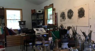 Studio interior 2015