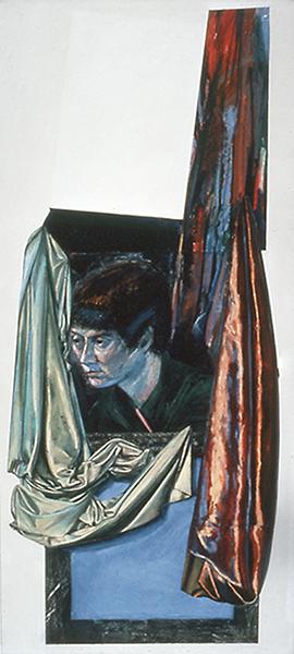 Portrait of Marjorie Miller 1985