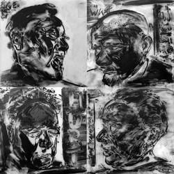 4 Rage Heads
