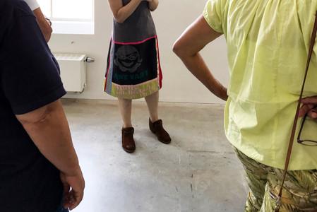 Artist-Curator Elise Tak presents her work
