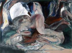 Reclining Nude (3) 1980