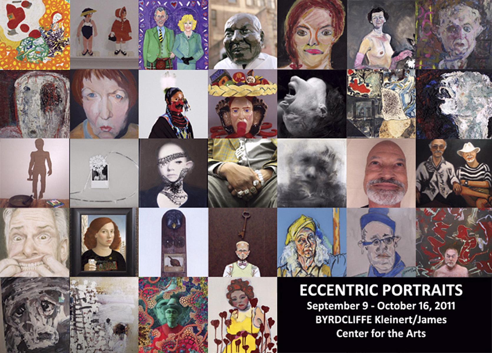 Eccentric Portraits 2011