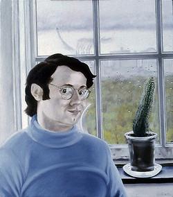 Self-Portrait w.Natural Object 1972