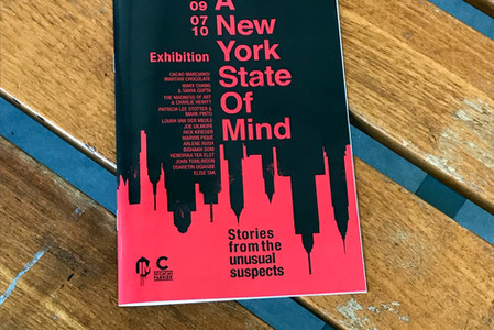"""Catalogue for """"A New York State of Mind:..."""""""