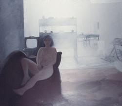 Daria Reclining 1974