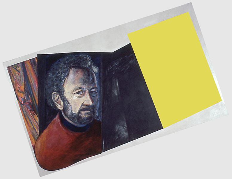 Portrait of Eugene Smithberg 1985