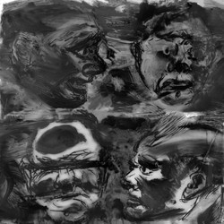 Four Heads: Rage + Defiance