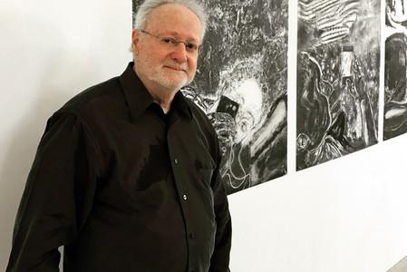 The artist John Tomlinson