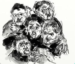 A Gang of Heads