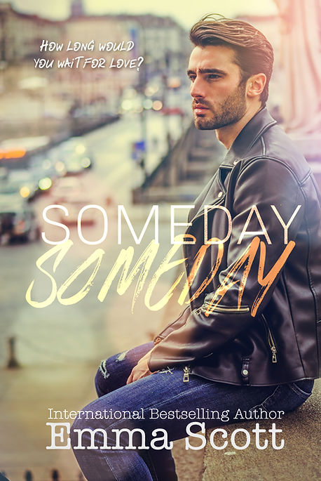 Someday, Someday Cover