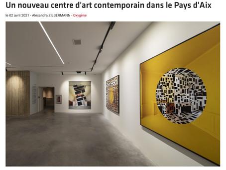 Un nouveau centre d'art contemporain dans le Pays d'Aix