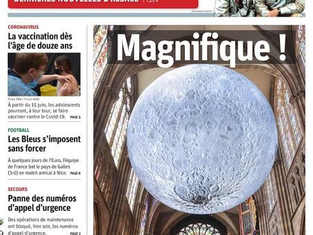 L'Industrie Magnifique a démarré à Strasbourg