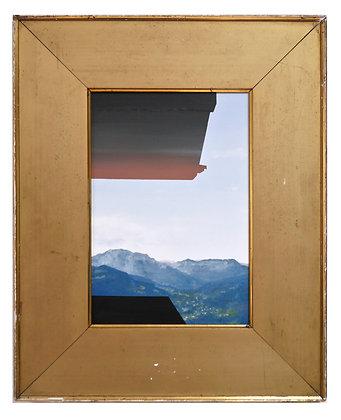 Patrick Cornillet - Sans titre -  39x31cm - Huile sur bois