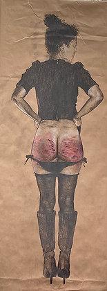 Olivier Legan - Petite robe noire - 170x69cm