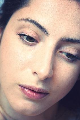 Ayline Olukman - Renaissance - 48x72cm - Encadré bois clair