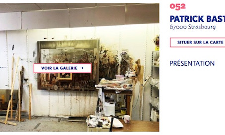 Ateliers ouverts 2021 - 22-23 & 29-30 mai 2021